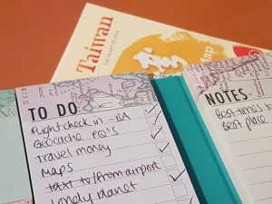 To do list and notes for 2018
