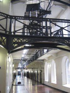 Belfast gaol jail