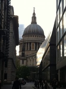 St Paul's City of London